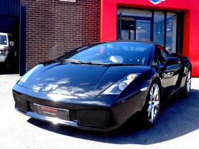 Lamborghini Gallardo 5.0 SPYDER E-GEAR WITH EXTRAS RARE GULLWING DOORS EXTENSIVE HISTORY FILE VERY HIGH SPEC Convertible Petrol BlackLamborghini Gallardo 5.0 SPYDER E-GEAR WITH EXTRAS RARE GULLWING DOORS EXTENSIVE HISTORY FILE VERY HIGH SPEC Convertible Petrol Black at Autoprestige Bradford