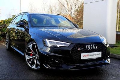 Audi RS4 Avant 2.9 TFSI BRAND NEW UN-REGISTERED EVERY EXTRA LISTED OVER 80K NEW Estate Petrol BlackAudi RS4 Avant 2.9 TFSI BRAND NEW UN-REGISTERED EVERY EXTRA LISTED OVER 80K NEW Estate Petrol Black at Autoprestige Bradford